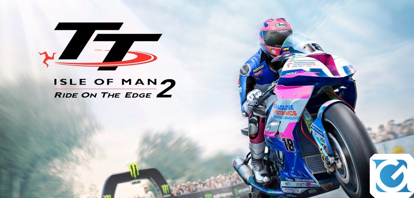 La recensione di TT Isle of Man Ride on the Edge 2 - Tutti in sella