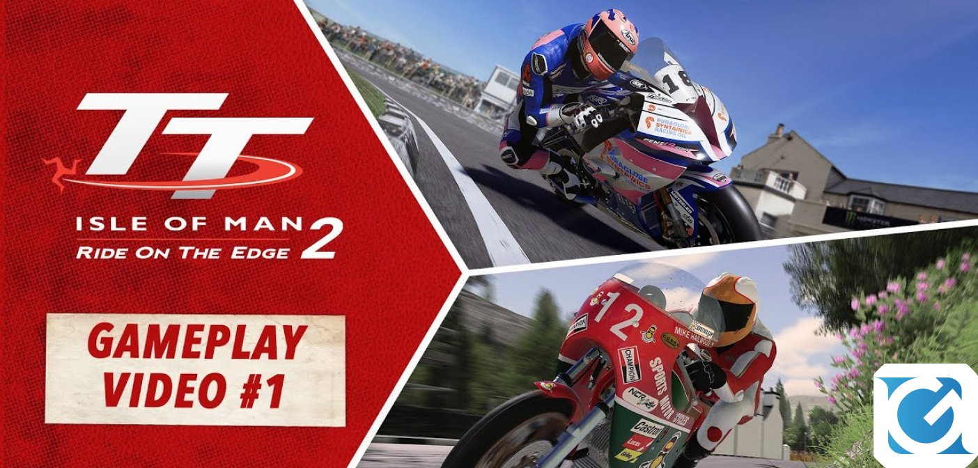 TT Isle of Man - Ride on the Edge 2 si mostra in un nuovo video