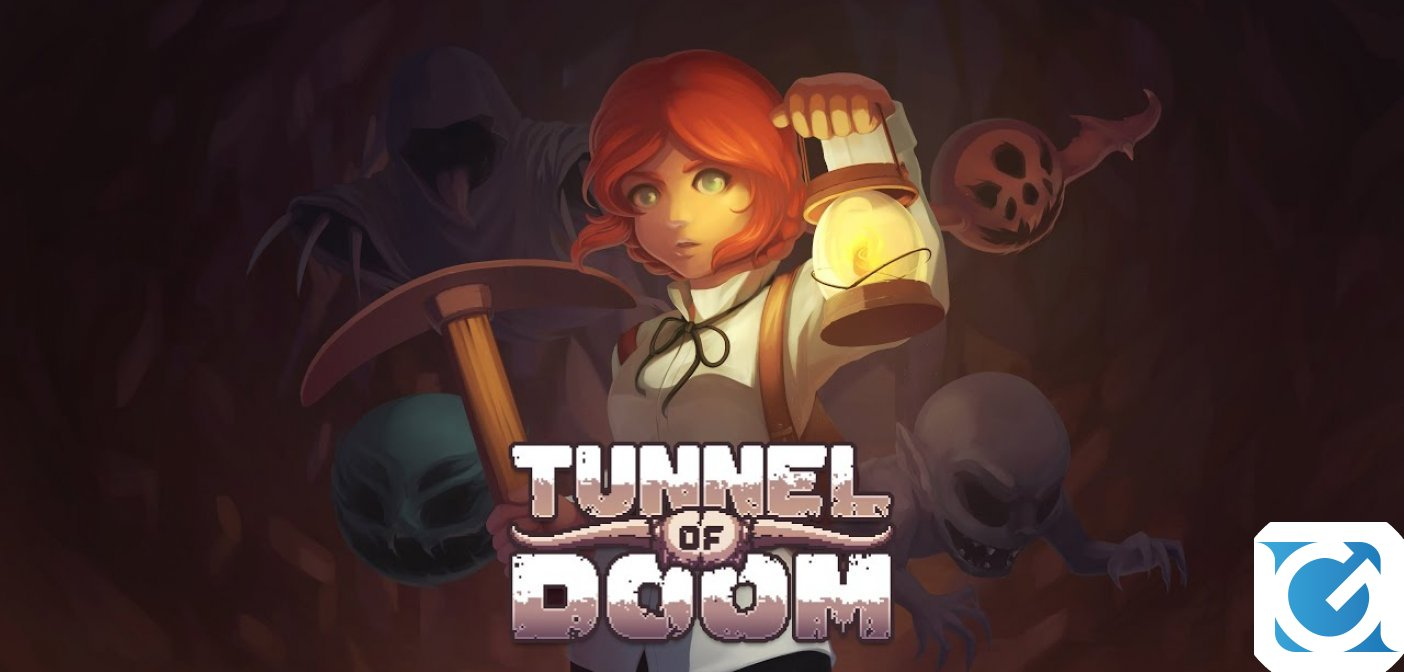 Tunnel of Doom annunciato per PC, Nintendo Switch e XBOX One