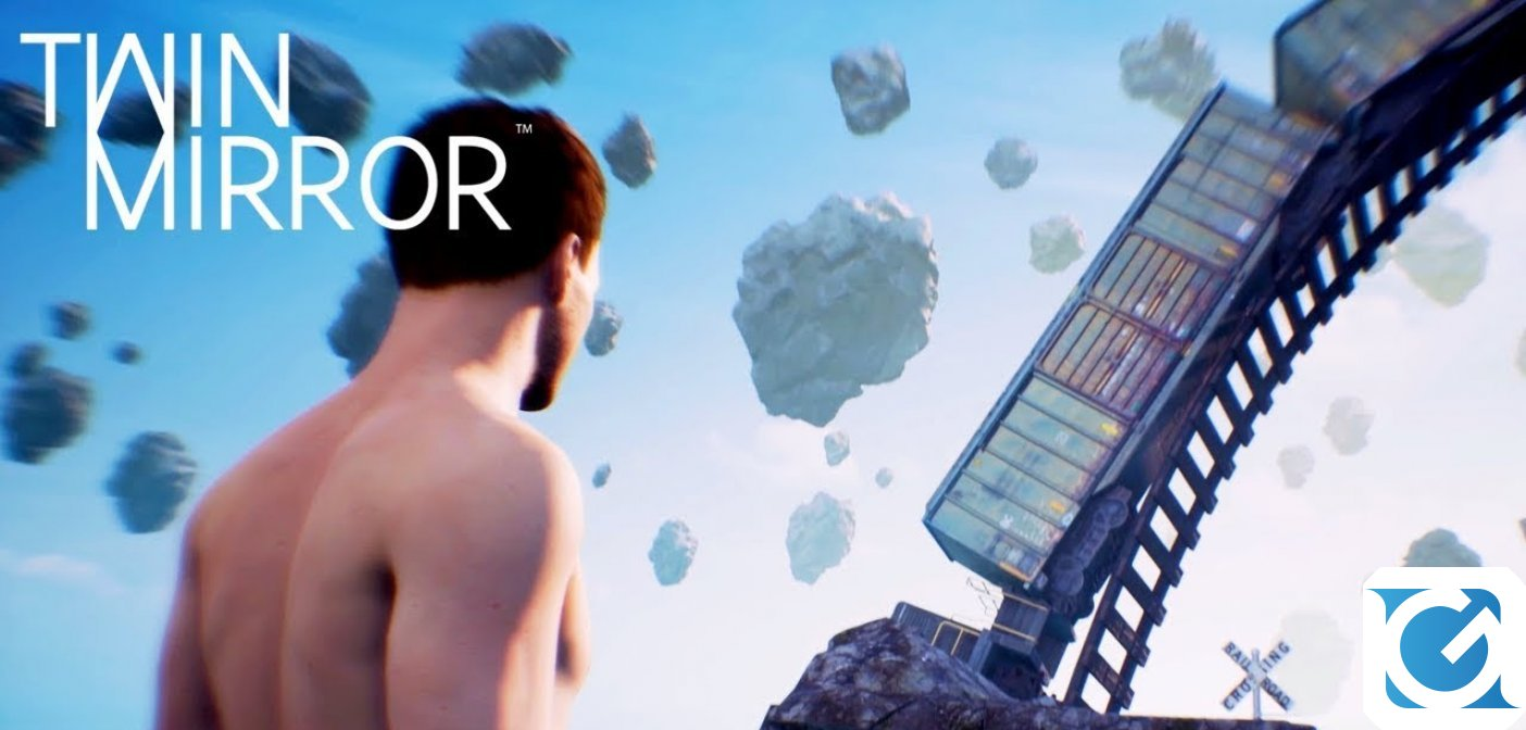 Twin Mirror si mostra nel primo trailer di gameplay