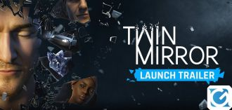 Twin Mirror: è ora disponibile per PC, Playstation 4 e XBOX One