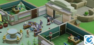 Two Point Hospital disponibile per console dal 25 febbraio