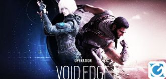 Ubisoft svela Operation Void Edge per Rainbow Six Siege