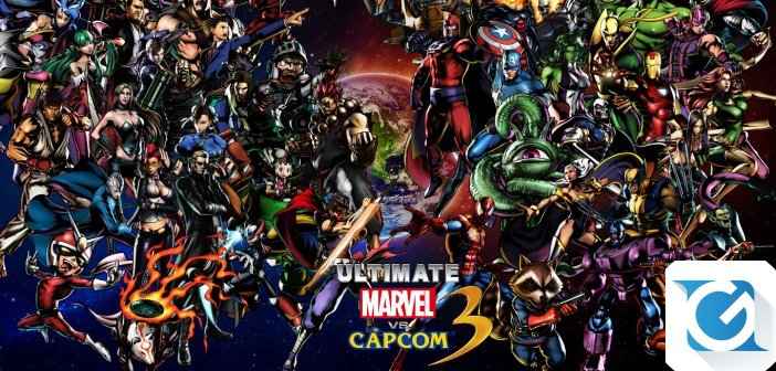 Ultimate Marvel Vs Capcom 3 ha una data di uscita