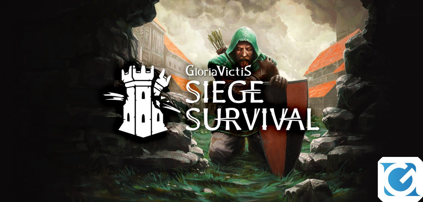 Un nuovo incredibile trailer svela la storia di Siege Survival: Gloria Victis