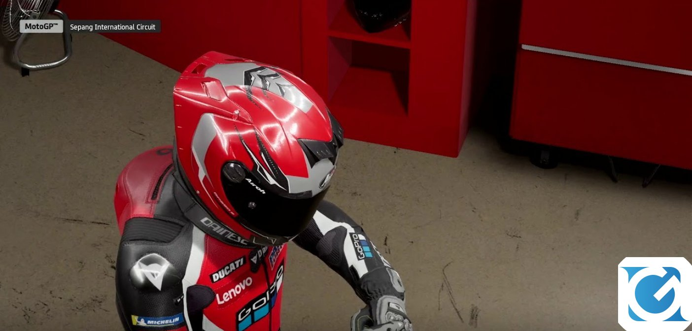 Un nuovo trailer mostra la carriera manageriale in MotoGP 20