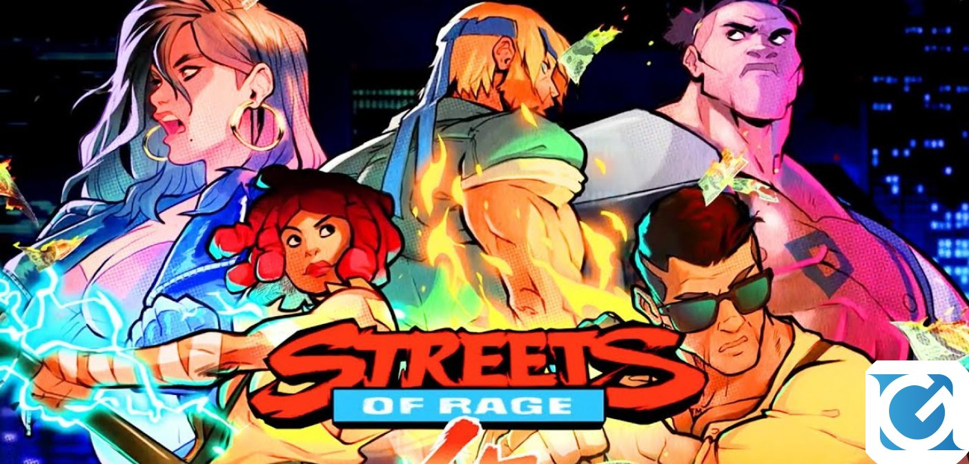 Un video mostra l'ultimo personaggio giocabile di Streets of Rage 4