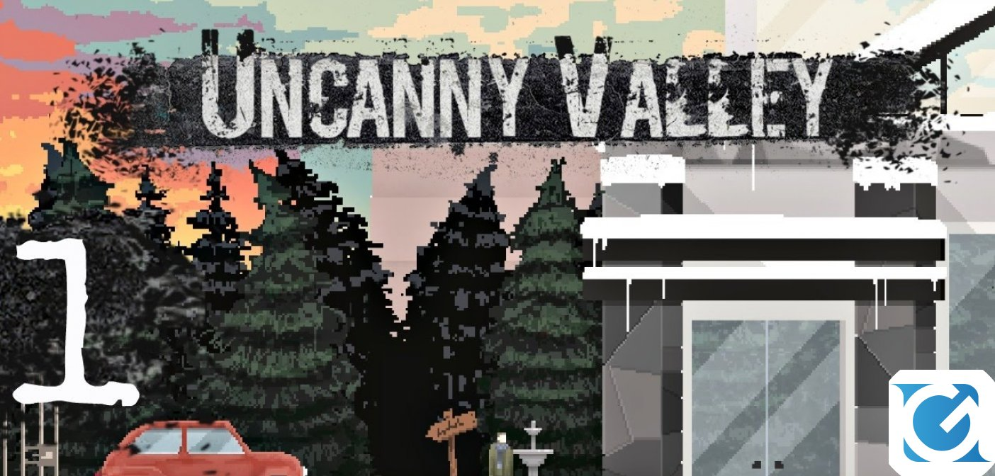 Uncanny Valley in arrivo a breve su Switch