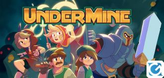 UnderMine è disponibile su XBOX One e XBOX Game Pass