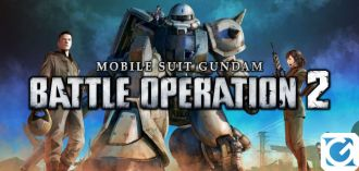 Unisciti alla battaglia in Mobile Suit Gundam Battle Operation 2, disponibile da oggi anche su Playstation 5