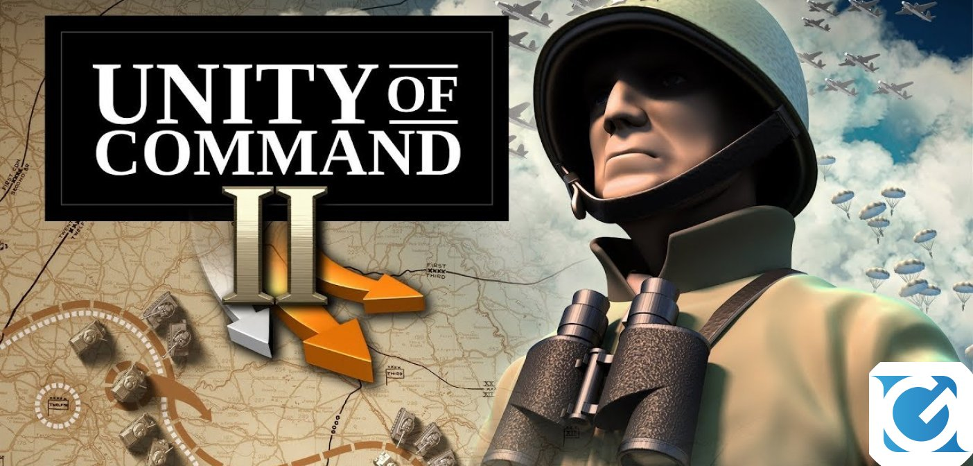 Annunciato Unity of Command II