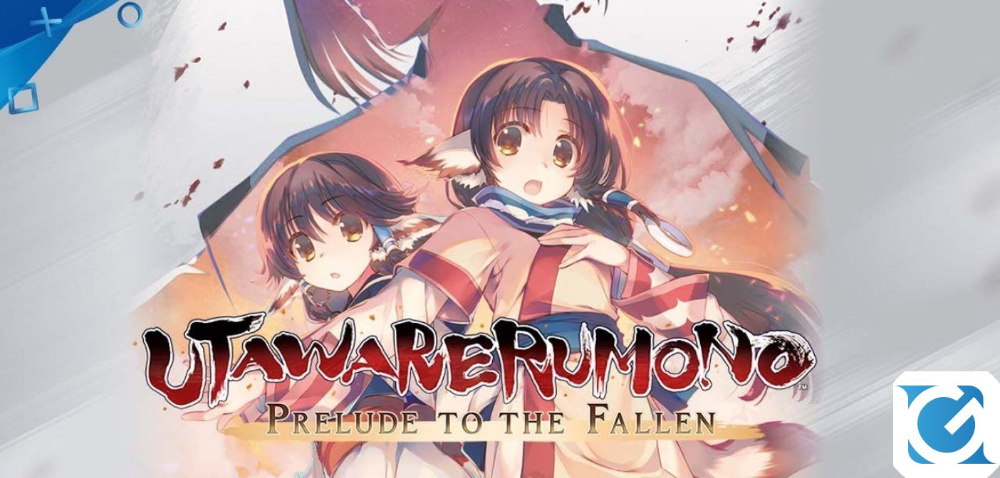 Utawarerumono: Prelude to the Fallen arriva nel 2020 su Playstation 4 e PS Vita