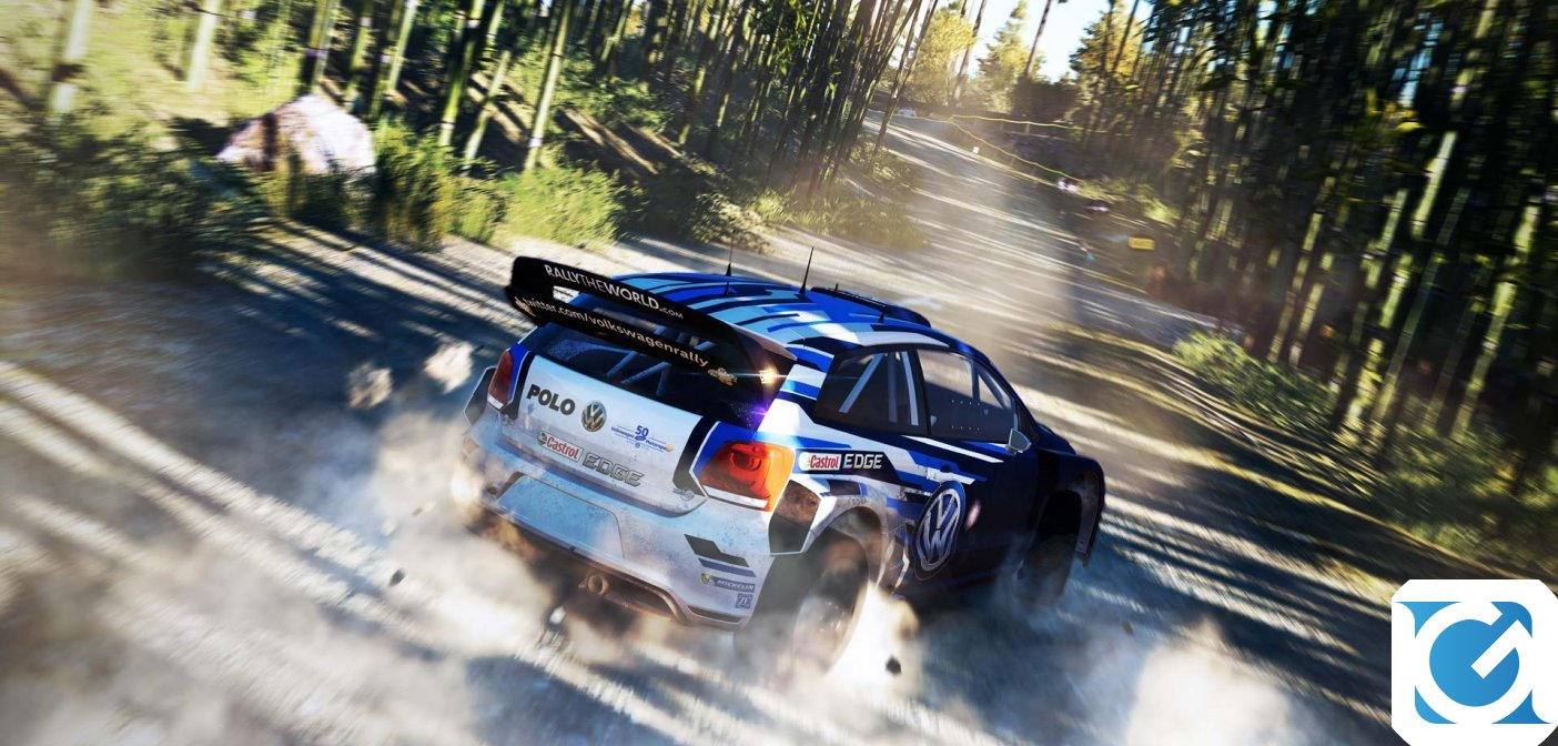 V-Rally 4 è disponibile per Switch