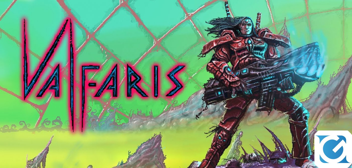 Valfaris arriva in versione fisica a novembre per PS 4 e Switch