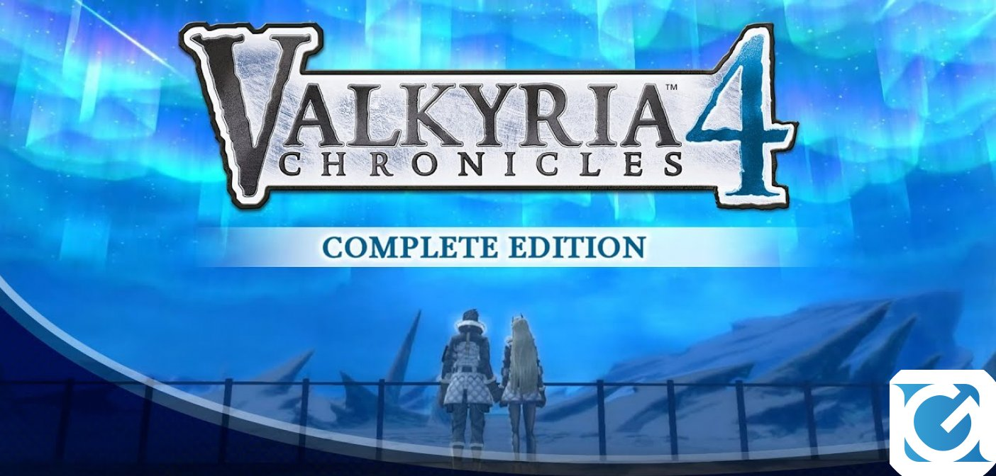 Valkyria Chronicles 4 Complete Edition è disponibile su Stadia