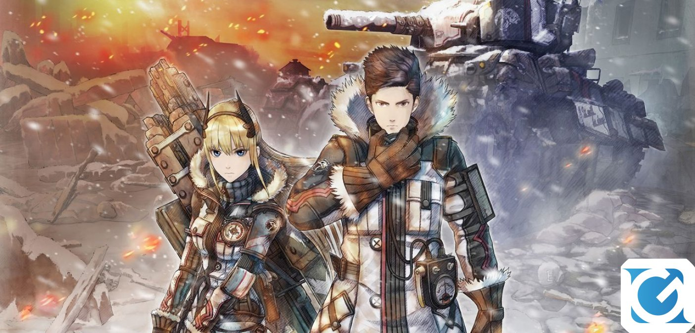 Valkyria Chronicles 4: annunciata una serie di nuove feature