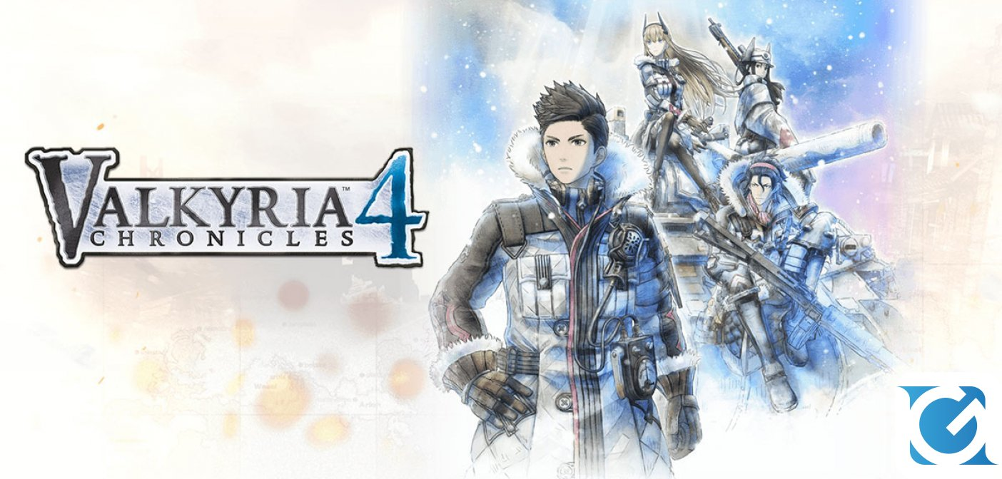 Valkyria Chronicles 4: Complete Edition è disponibile da oggi