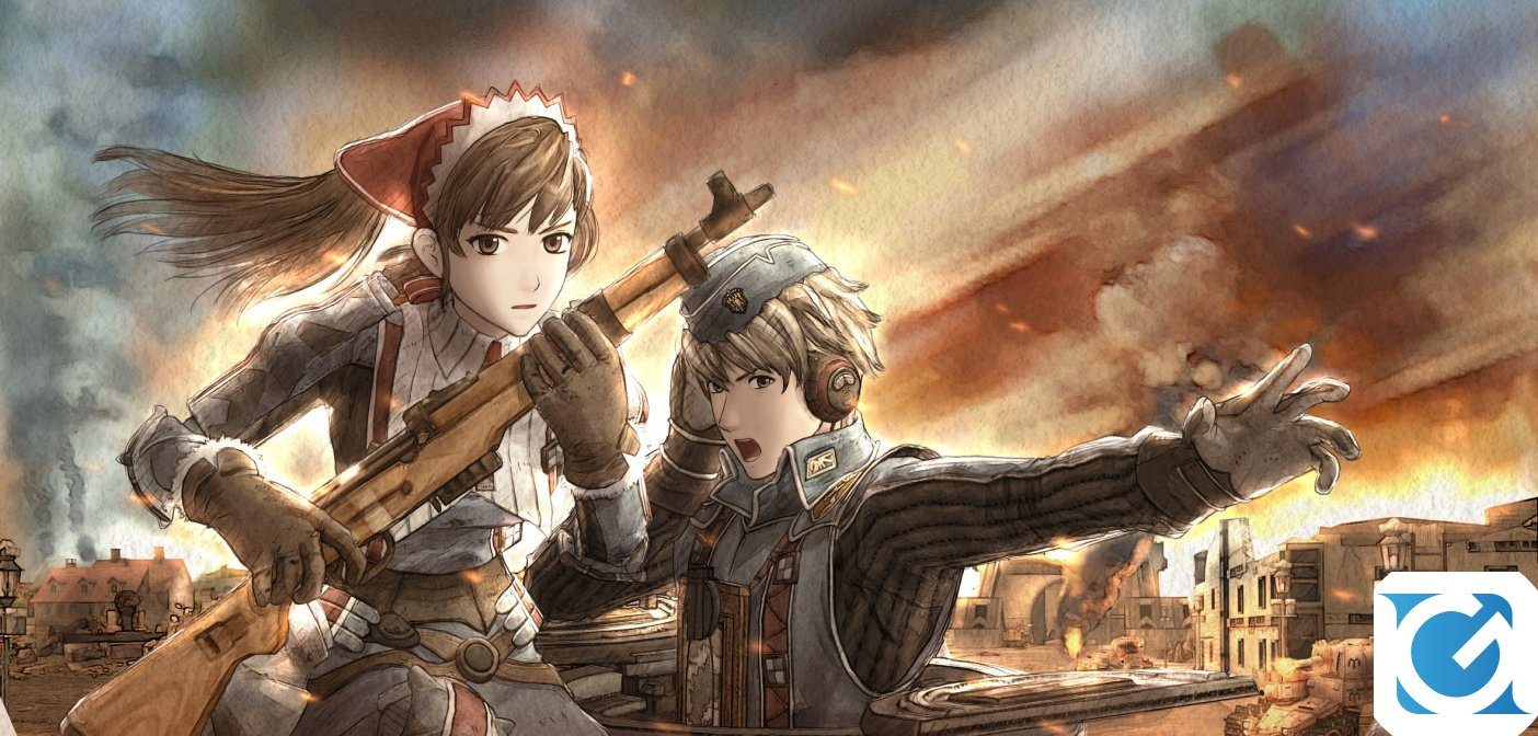 Valkyria Chronicles arriva questo autunno su Switch