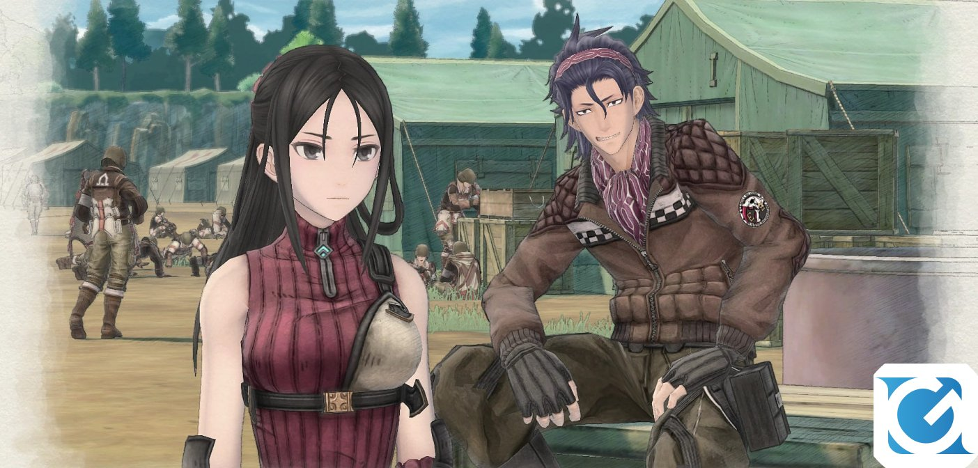 Valkyria Chronicles è disponibile su Nintendo eShop