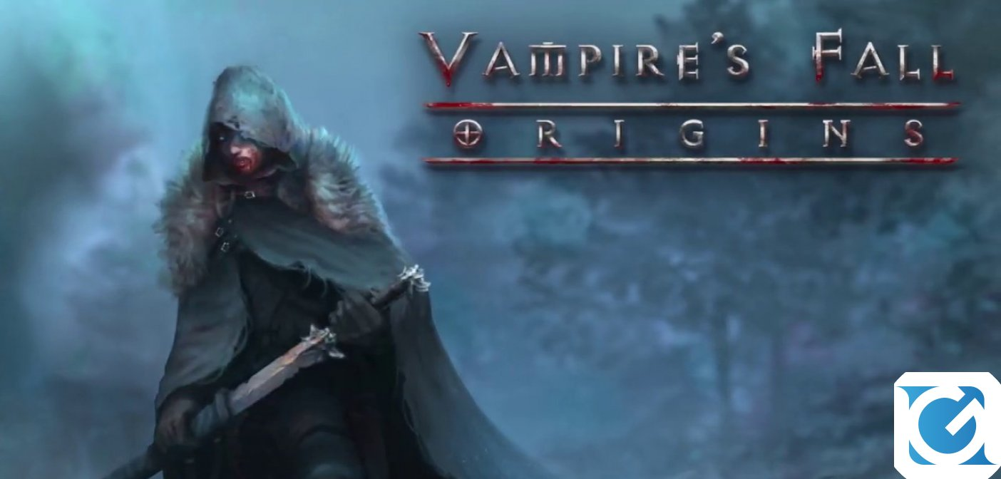Vampire's Fall: Origins sarà disponibile per XBOX One e Switch il 17 settembre