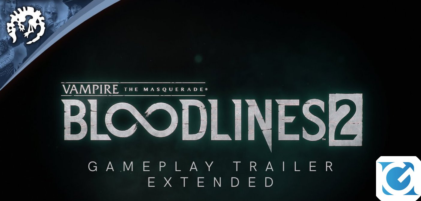 Disponibili due nuovi video gameplay di Vampire: The Masquerade - Bloodlines 2