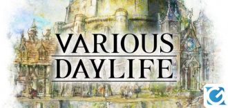 Various Daylife è disponibile su Apple Arcade