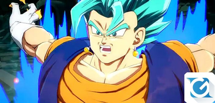 Vegito arriva in DRAGON BALL FighterZ