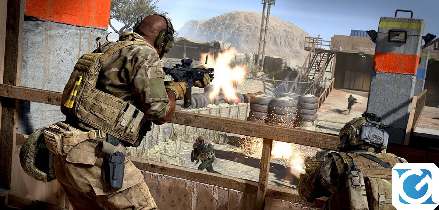 Venerdì inizia l'alpha test di Call of Duty: Modern Warfare su PS 4