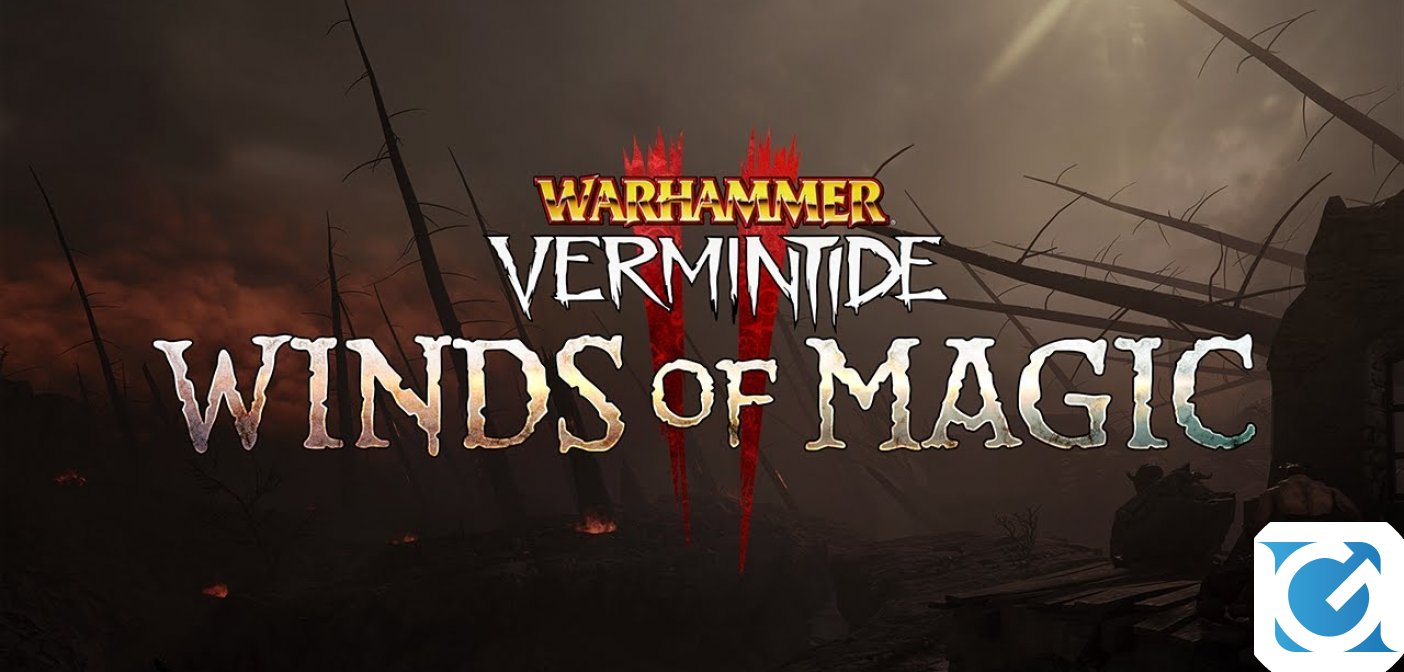 L'espansione Winds of Magic di Vermintide 2 arriverà il 13 agosto