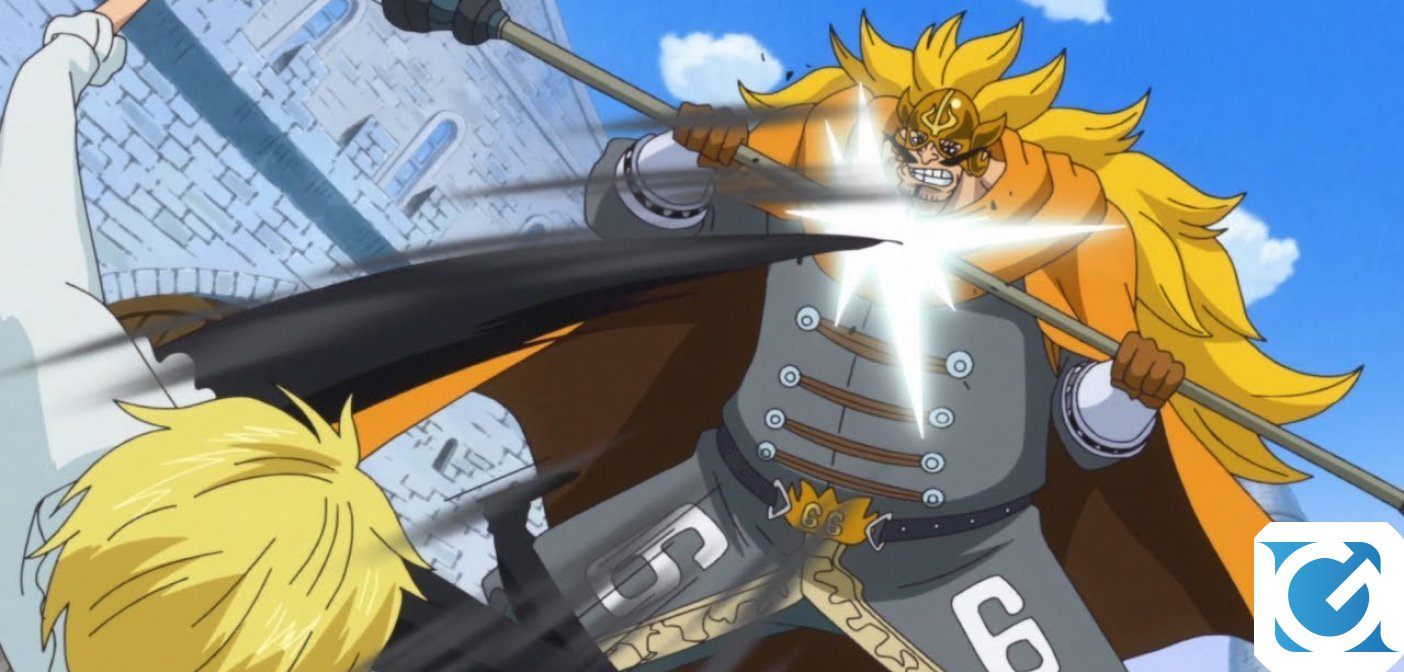 Vinsmoke Judge completa il primo character pass di One Piece Pirate Warriors 4!