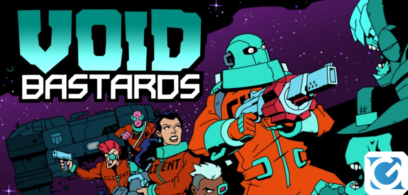 Void Bastards arriverà su PC e XBOX One: video!