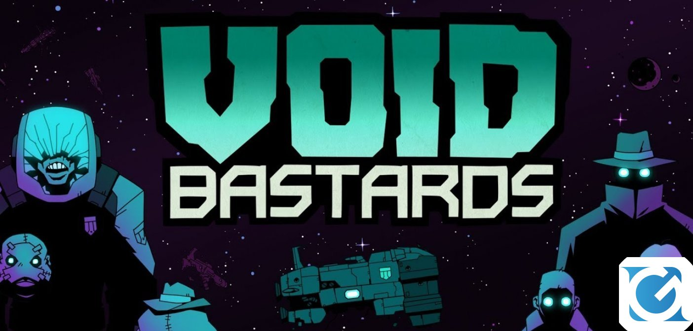 Void Bastards arriva il 29 maggio su PC e XBOX One (e sul Game Pass)
