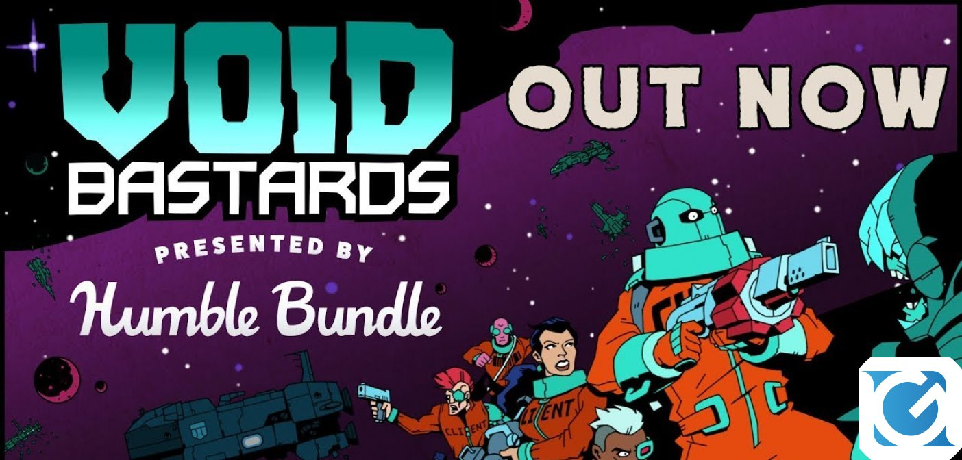 Void Bastards è disponibile per PC e XBOX One