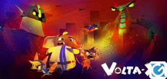 Volta-X è disponibile per PC e Nintendo Switch