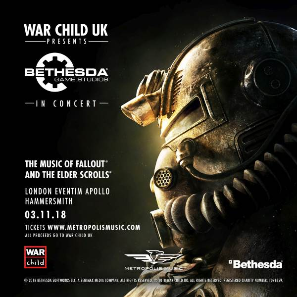 WAR CHILD UK Bethesda