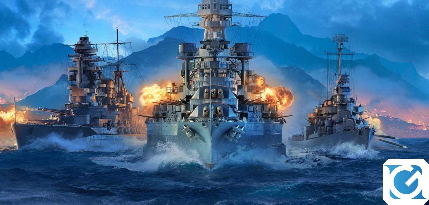 Warhammer 40.000 e World of Warships uniscono le forze per una nuova collaborazione disponibile a partire da oggi