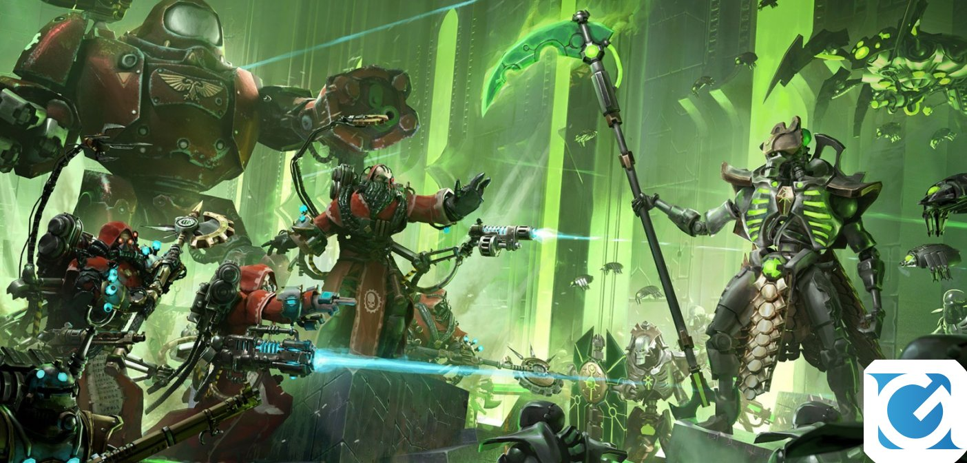 Warhammer 40'000: Mechanicus è disponibile anche su console