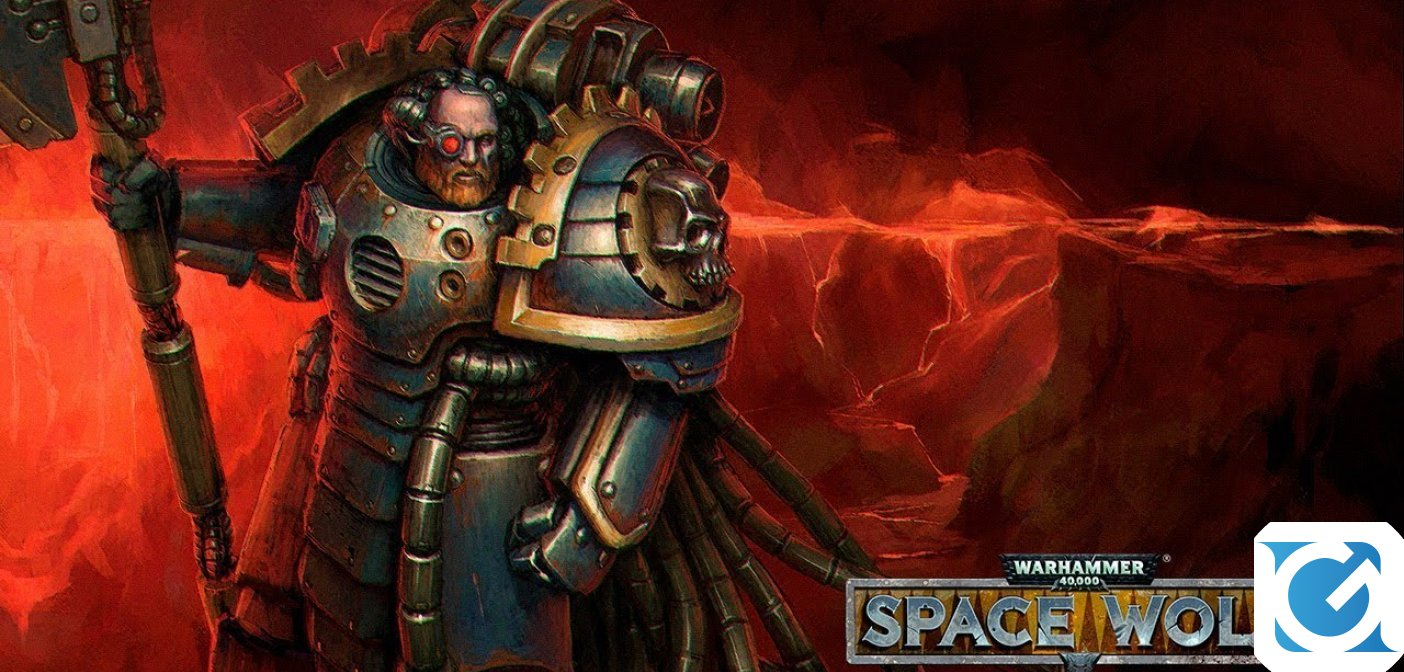 Warhammer 40,000: Space Wolf è disponibile al download su Nintendo Switch