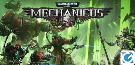 Recensione Warhammer 40,000: Mechanicus per XBOX One - XCOM incontra Warhammer