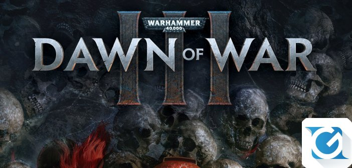Due nuovi trailer per Warhammer 40.000 Dawn Of War III