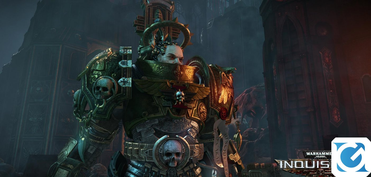 Warhammer 40,000:  Inquisitor - Martyr: arriva la Season One