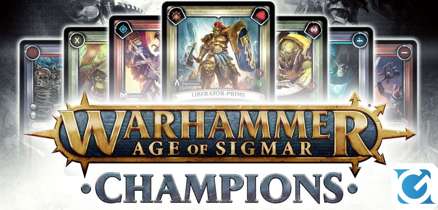 Warhammer Age of Sigmar: Champions è in dirittura d'arrivo per Switch e PC