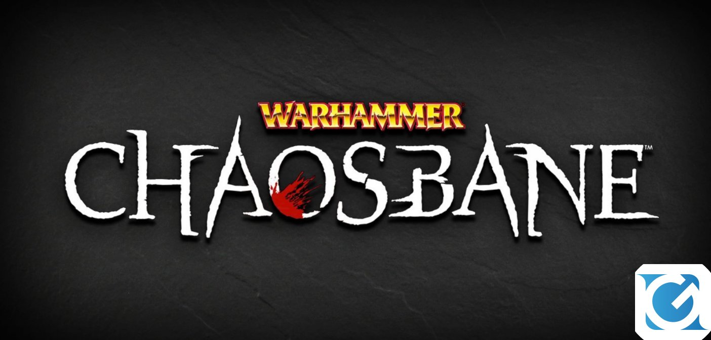 Warhammer: Chaosbane pubblicato il primo video gameplay