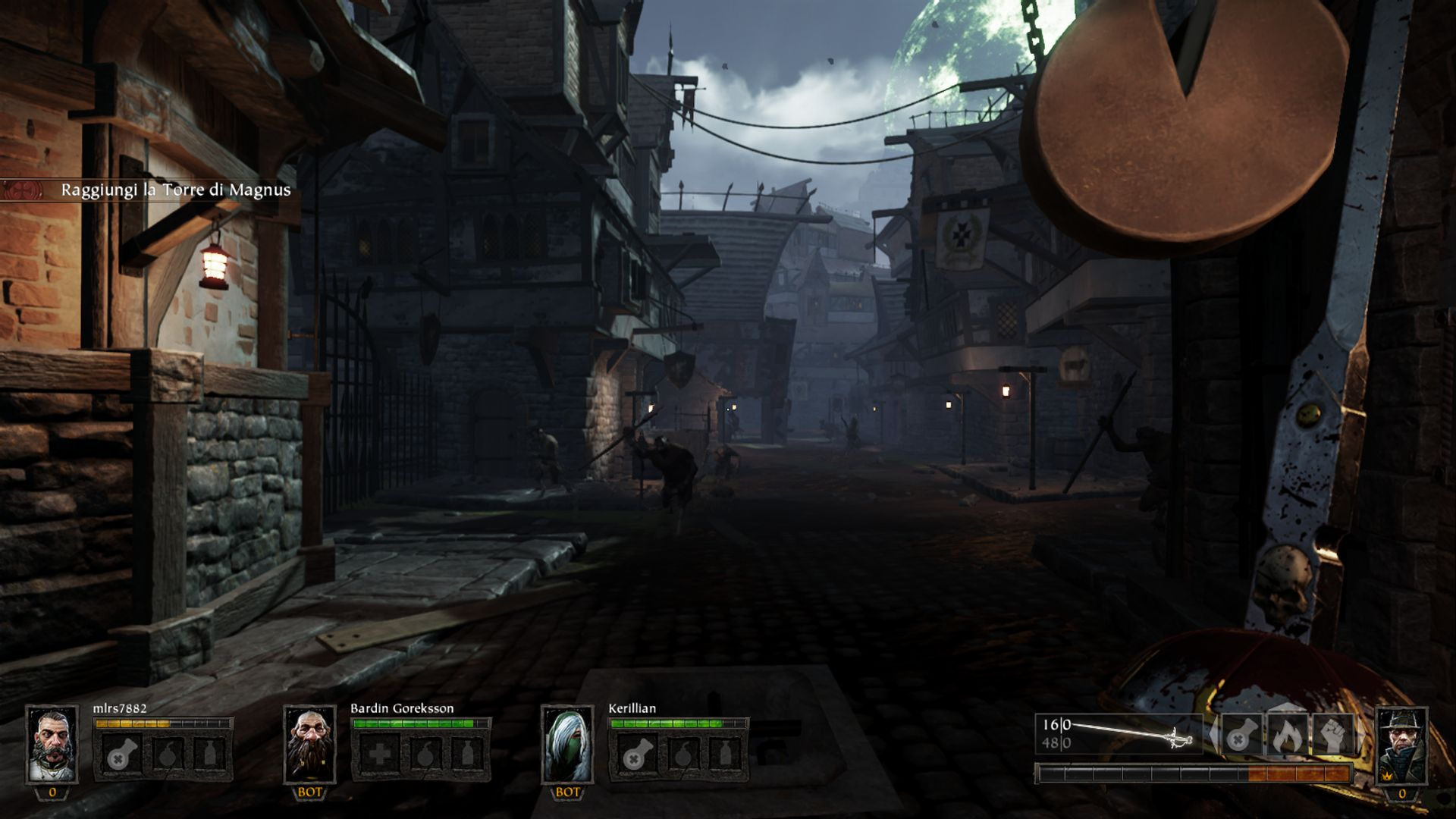 Warhammer: End Time - Vermintide