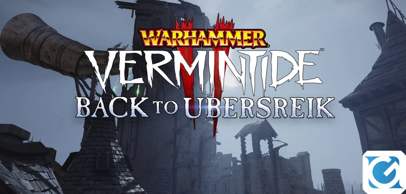 Warhammer Vermintide 2: il DLC Back to Ubersreik arriva il 10 dicembre