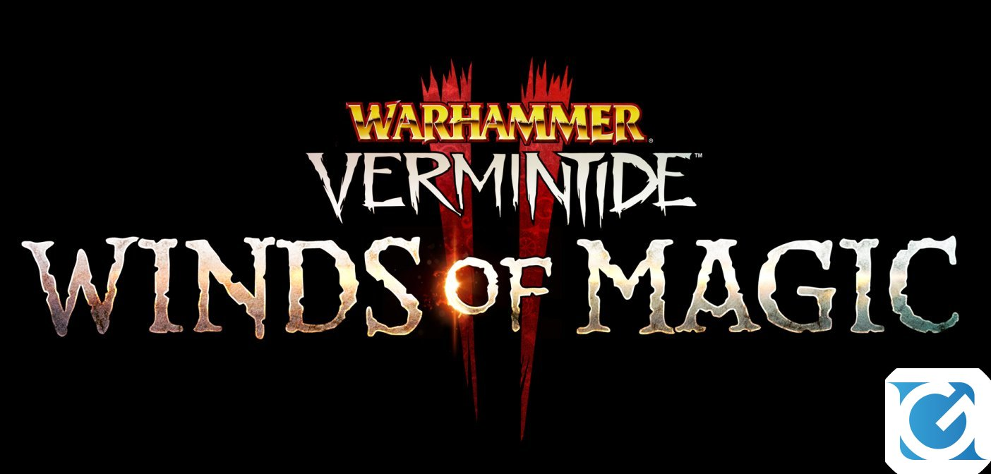 Annunciato il nuovo DLC di Warhammer: Vermintide 2: Winds of Magic