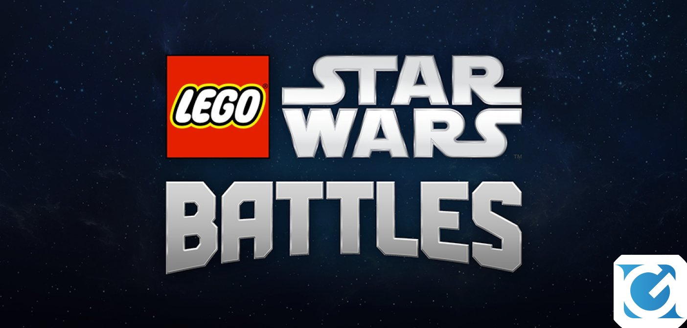 Warner Bros ha annunciato LEGO Star Wars Battles per dispositivi mobili