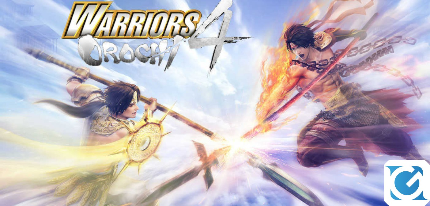 Recensione Warriors Orochi 4 - I combattenti del destino