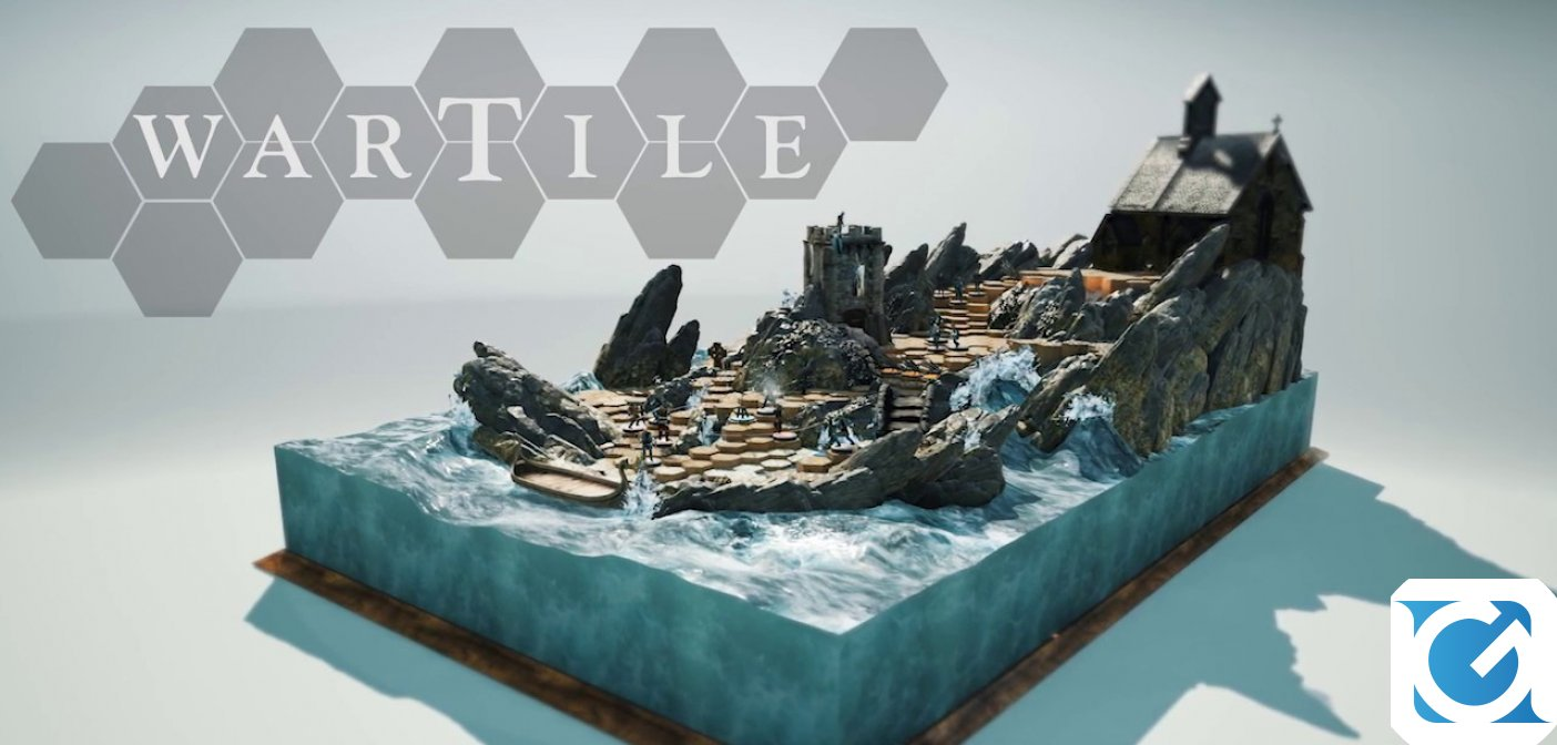 Wartile è disponibile su Playstation 4 e XBOX One