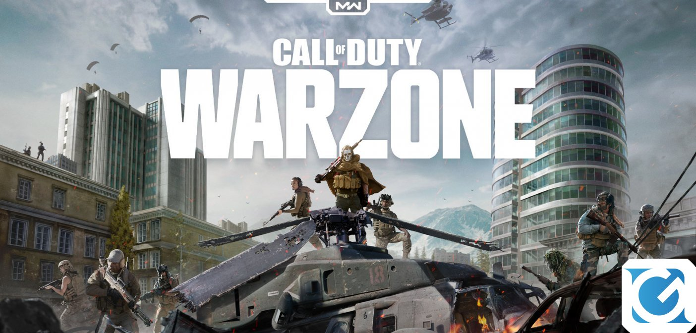 Warzone supporterà sia Call of Duty: Modern Warfare che Call of Duty: Black Ops Cold War